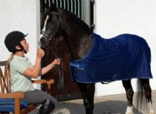 Bucas Power Cooler Pony Rug